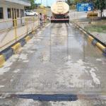 Calibração de balança rodoviária