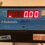 Calibração de balanças digitais