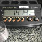 Calibração de instrumentos de laboratório