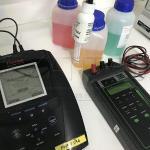 Calibração de phmetro