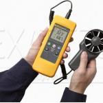 Calibração de termoanemômetro