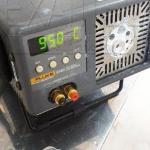 Calibração de termômetro sp