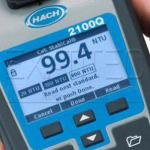 Calibração de turbidímetro