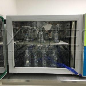 Calibração de camara fria