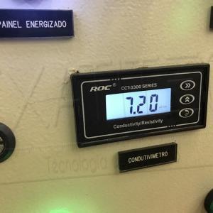 Calibração condutivimetro