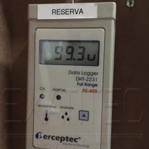 Calibração de datalogger