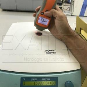 Calibração de instrumentos de laboratorio
