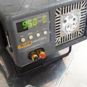 Calibração de termometro sp