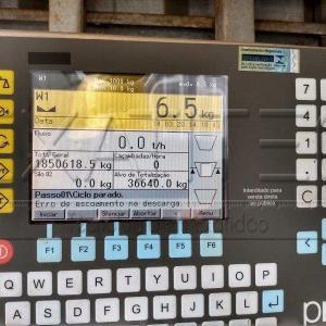 Serviço de calibração de balanças